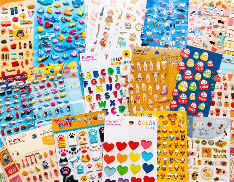 Curated Sticker Sets