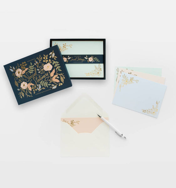 COLETTE EVERYDAY Stationery Set