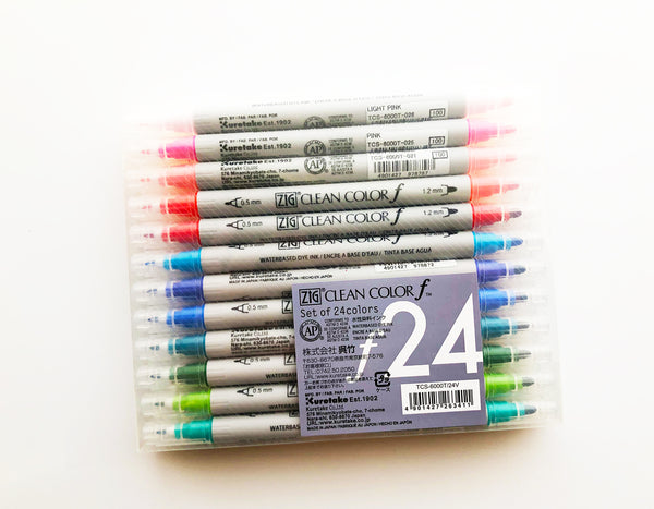 Japanese Pens and Markers