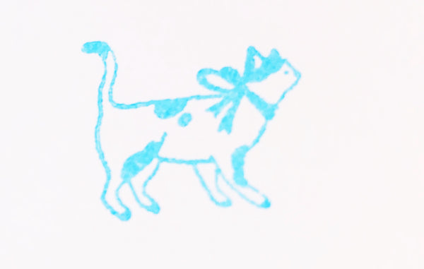 New Cat Rubber Stamps