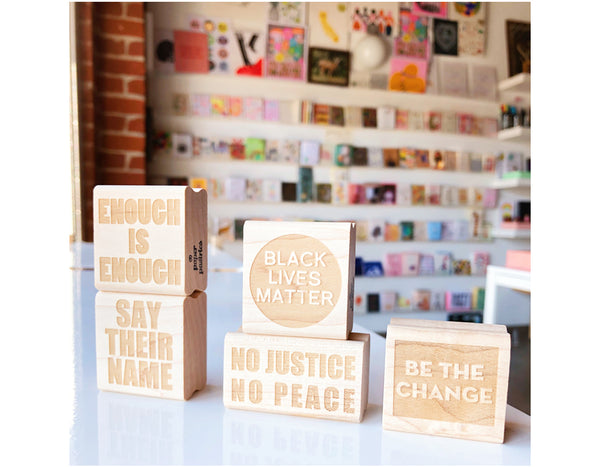 Protest Rubber Stamps