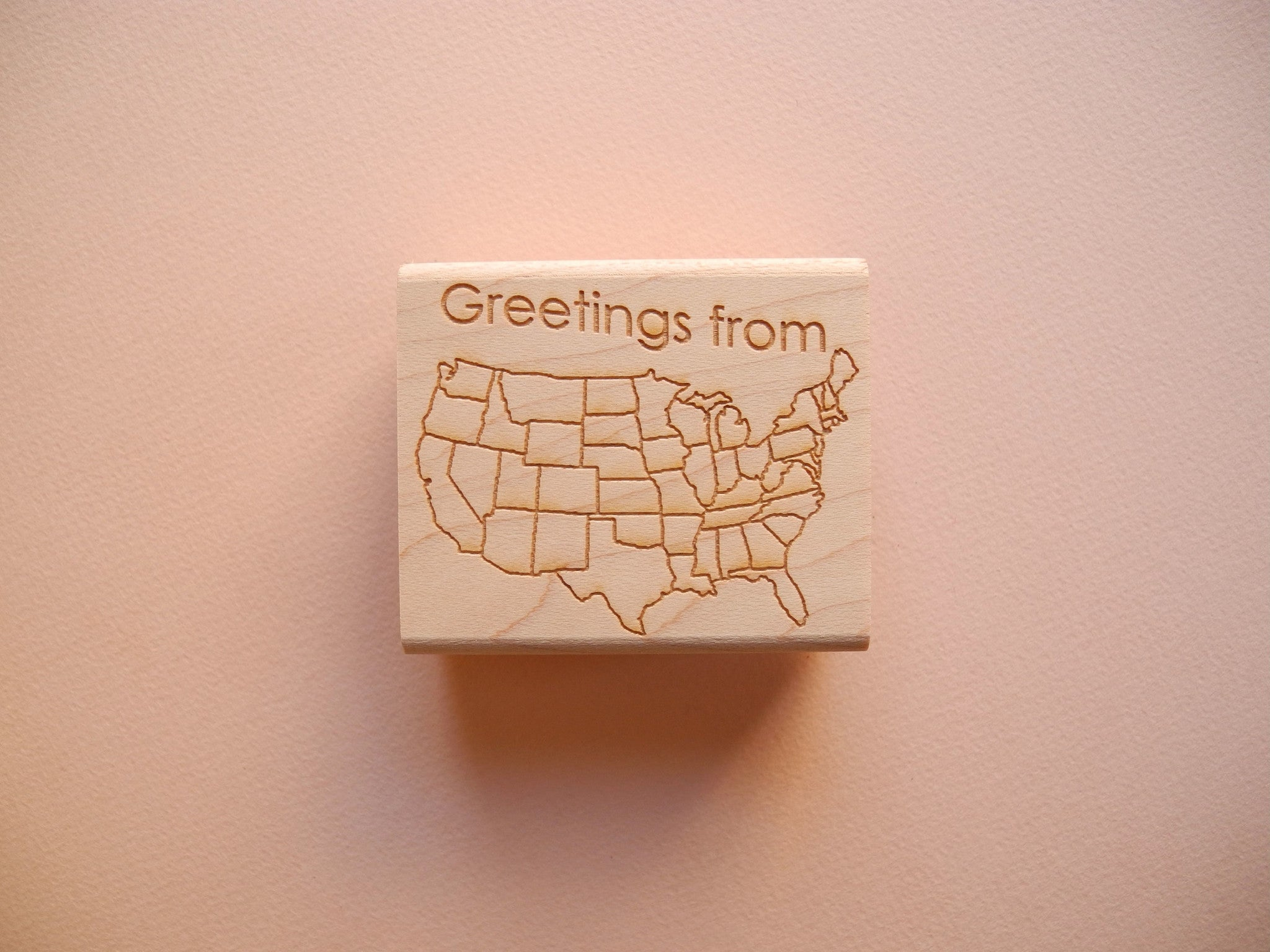 Greetings From Rubber Stamp