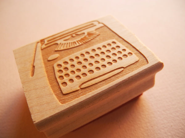Typewriter Rubber Stamps