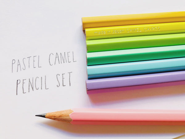 Pastel Pencil Set (regular lead)