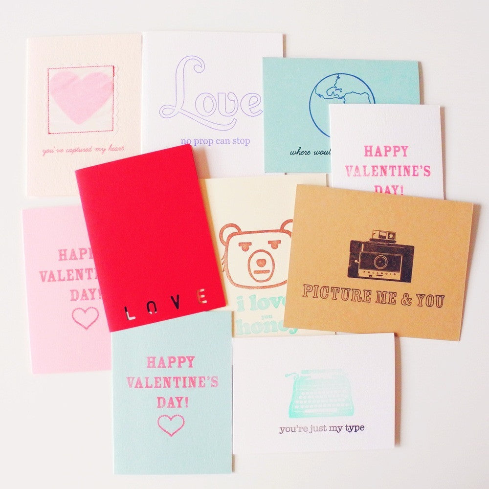 Paper Pastries Love Cards