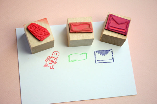 Small Object Stamp Sets