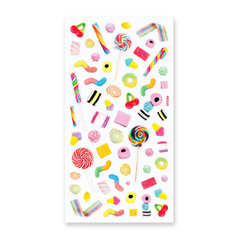 I Want Candy Stickers