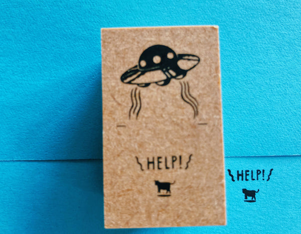 Fun Japanese Rubber Stamp