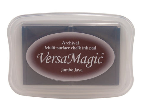 Tsukineko Full-Size VersaMagic Jumbo Java Archival Ink Pad