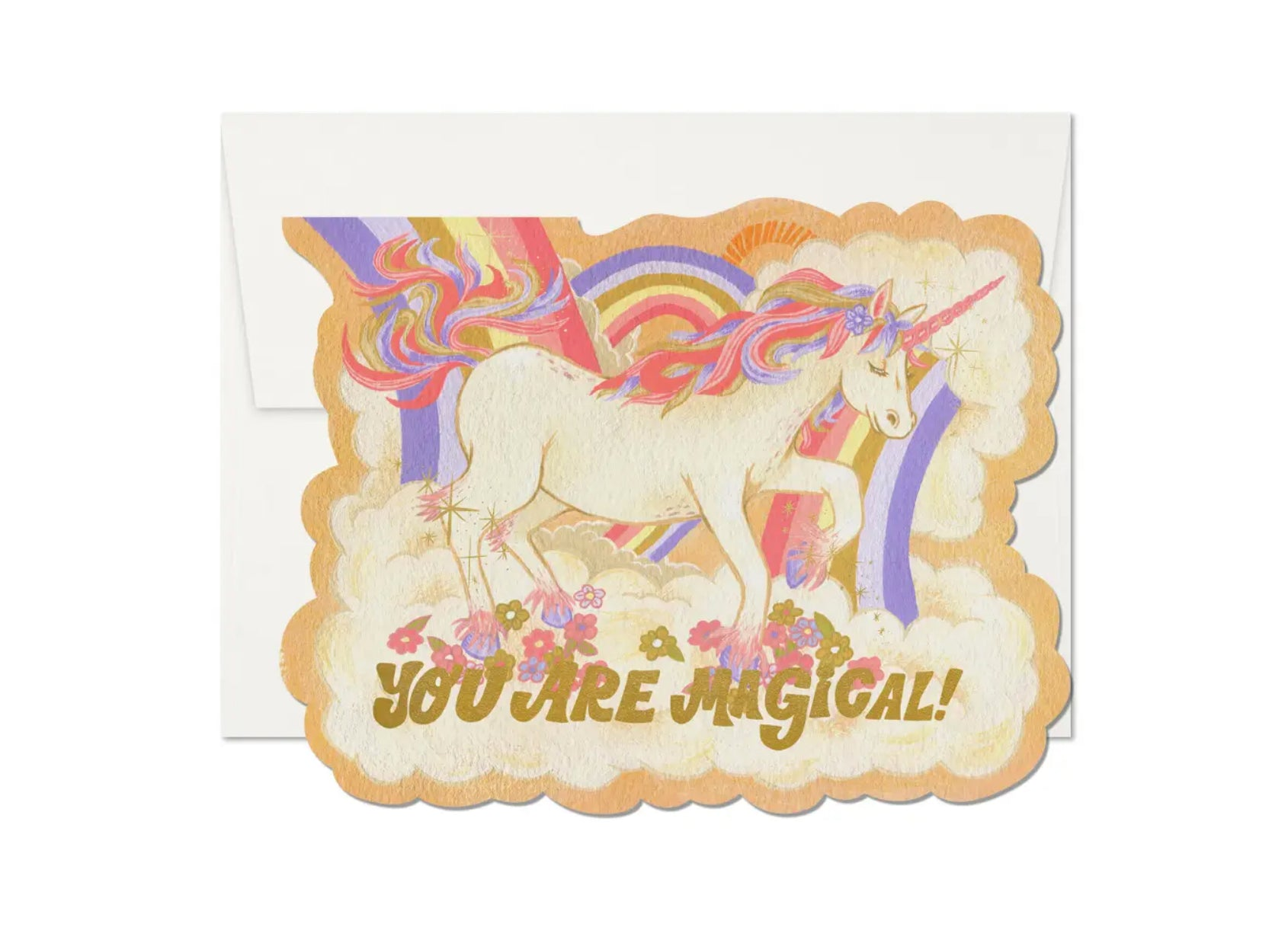 Magical Unicorn Thank You Box Set