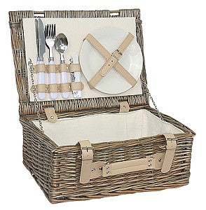 Willow Direct 2 person Fitted Picnic Basket