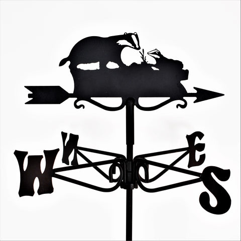 Badger  Mini weathervane