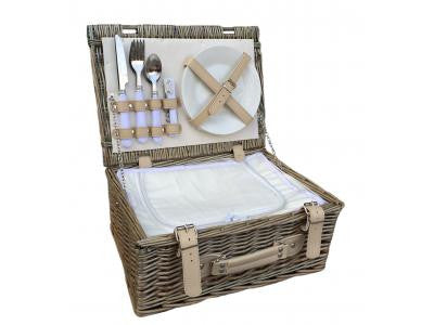 Willow Direct 2 person Fitted Chill Picnic Basket