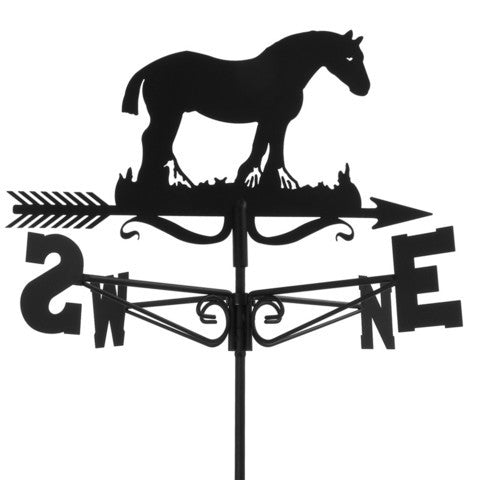 Clydesdale Traditional Weathervane