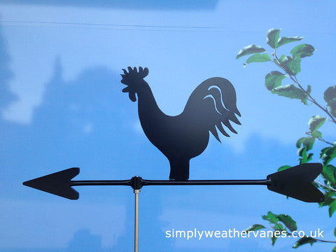 Cockerel Weathervane Diamond Collection
