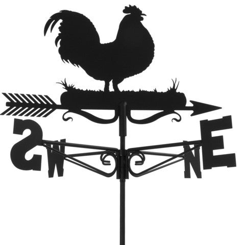 Cockerel Traditional Weathervane