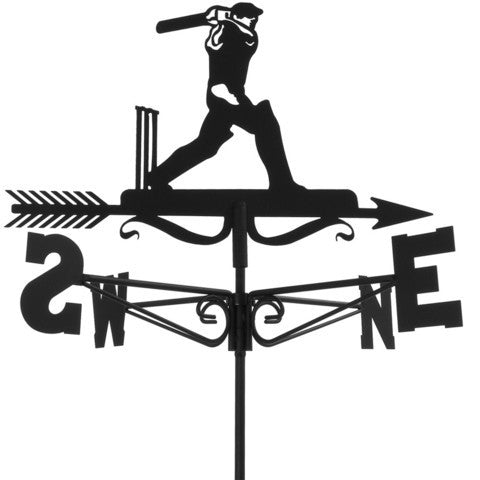 Cricketer Traditional Weathervane