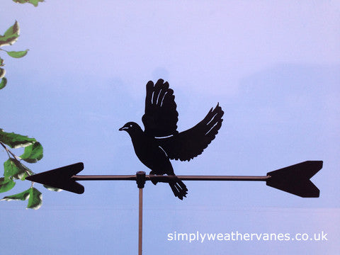 Dove Weathervane Diamond Collection