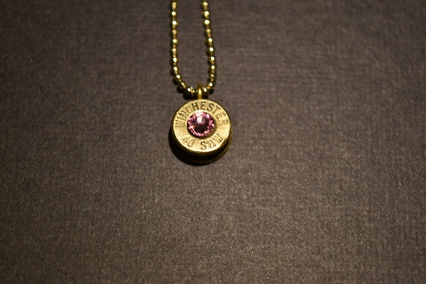 223 with Swarovski Crystal Necklace