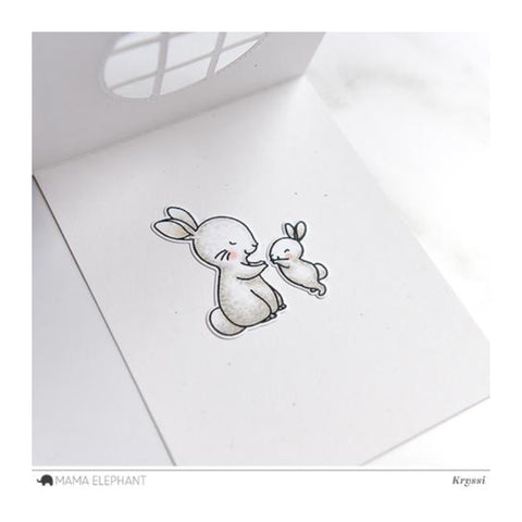 Mama Elephant | Clear Stamp & Die Sets