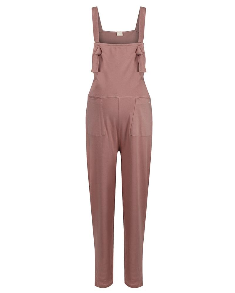 **NEW Mummy + Me Ladies Dungarees Clay - Turtledovelondon