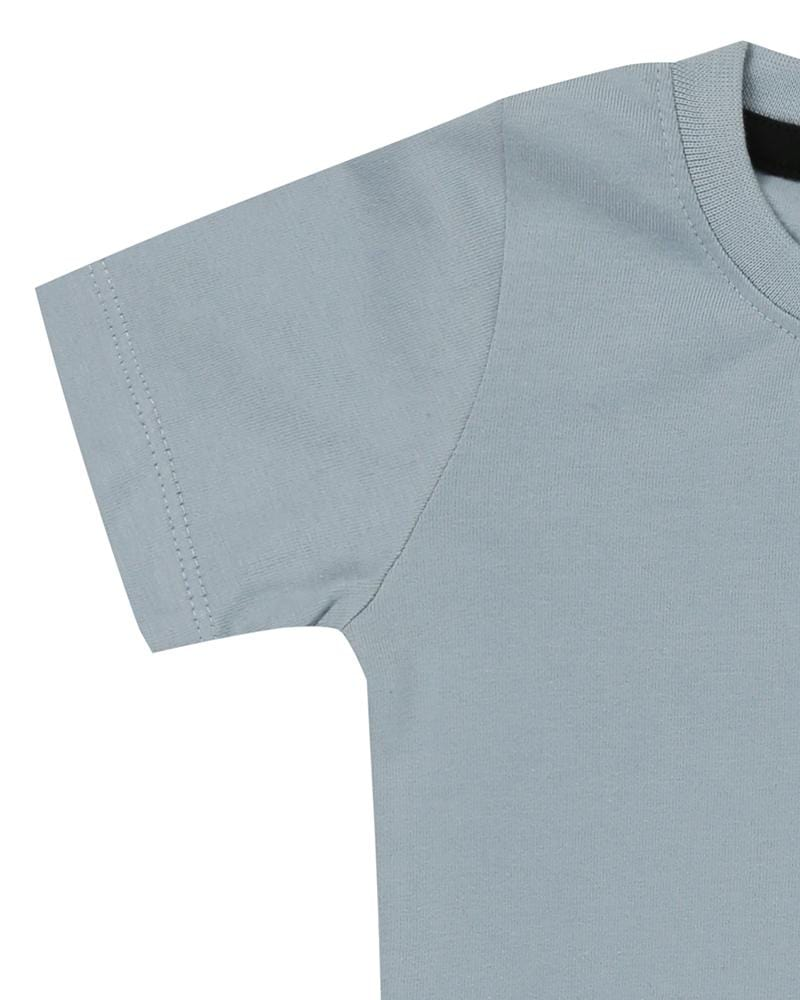 2 Pk Layering Tops S/S - Blue / Grey - Turtledovelondon