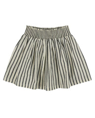 Stripe Woven Skirt - Turtledovelondon