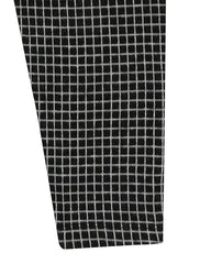 Grid Jersey Leggings - Turtledovelondon