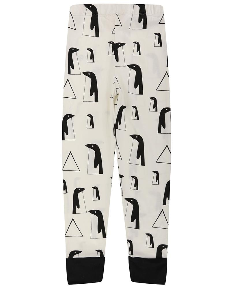 Penguin Family Aop Leggings - Turtledovelondon