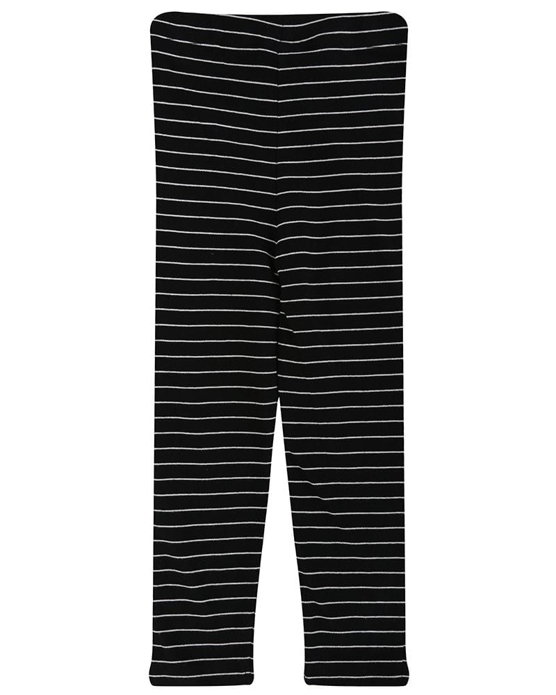 Stripe Leggings Slim Fit - Turtledovelondon