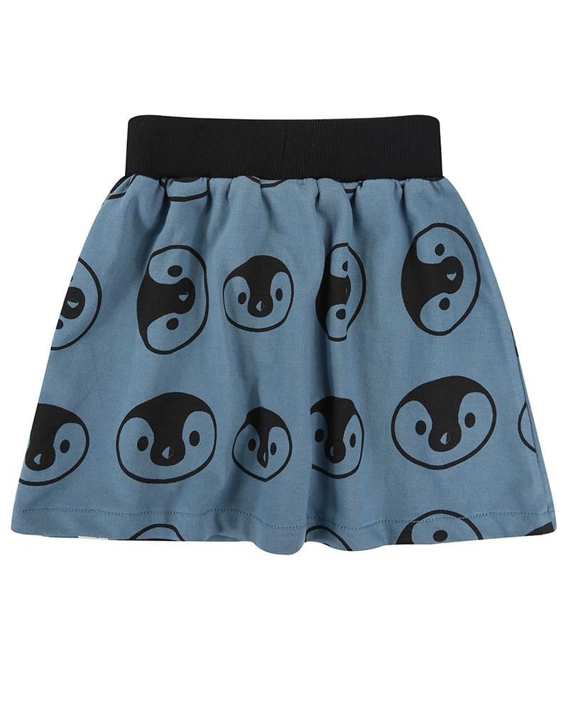 Penguin Head Aop Skirt - Turtledovelondon