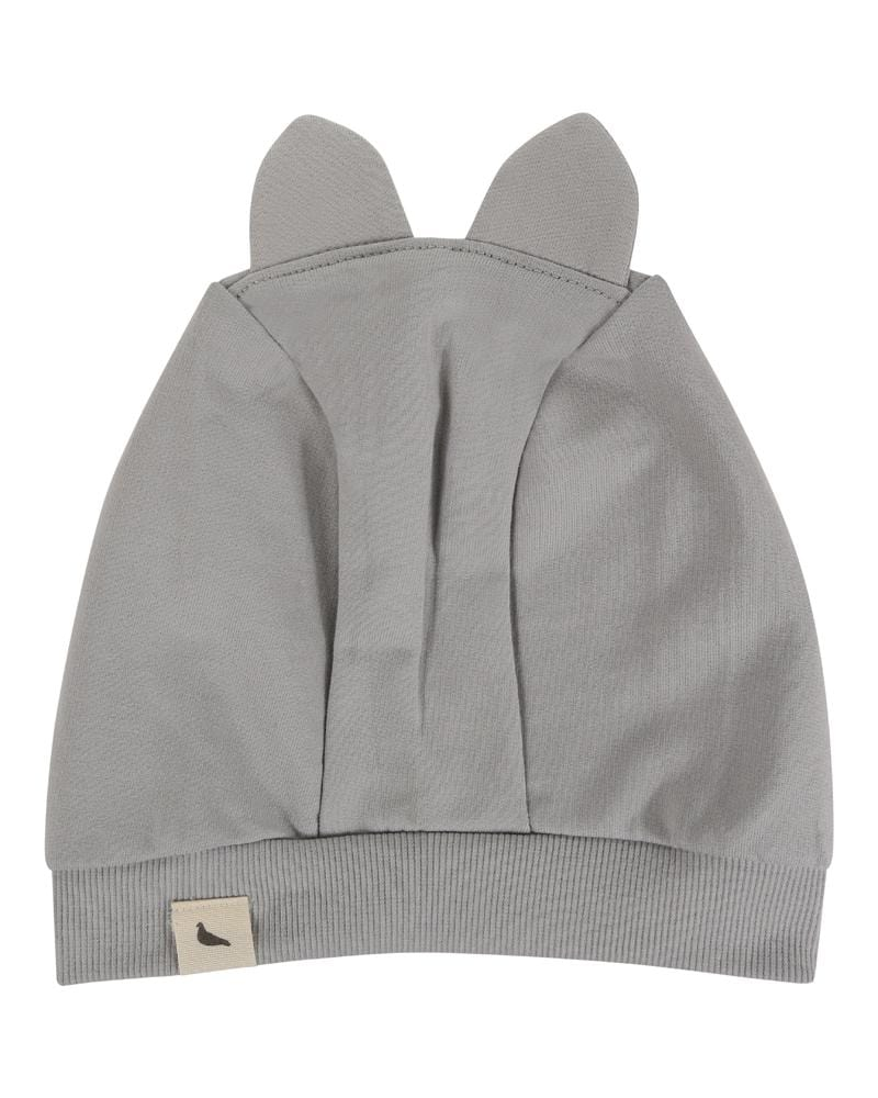 Grey Sweat Animal Hat - Turtledovelondon