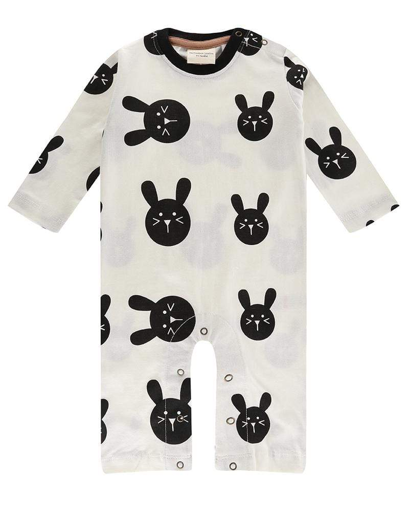 Bunny Playsuit - Turtledovelondon