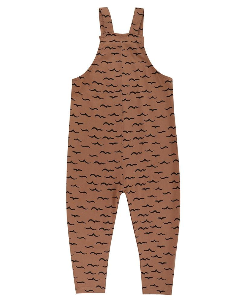 Air And Sea Easy Fit Dungaree - Turtledovelondon