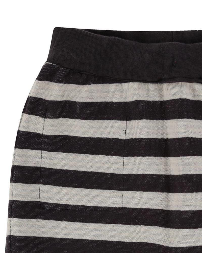 Reversible Jersey Stripe Shorts - Turtledovelondon