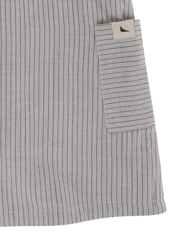 Reversible Stripe Pini Dress - Turtledovelondon