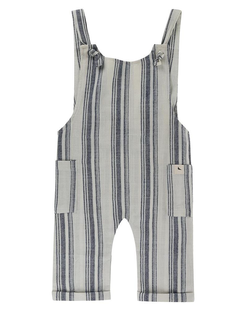 Sea Stripe Dungaree - Turtledovelondon