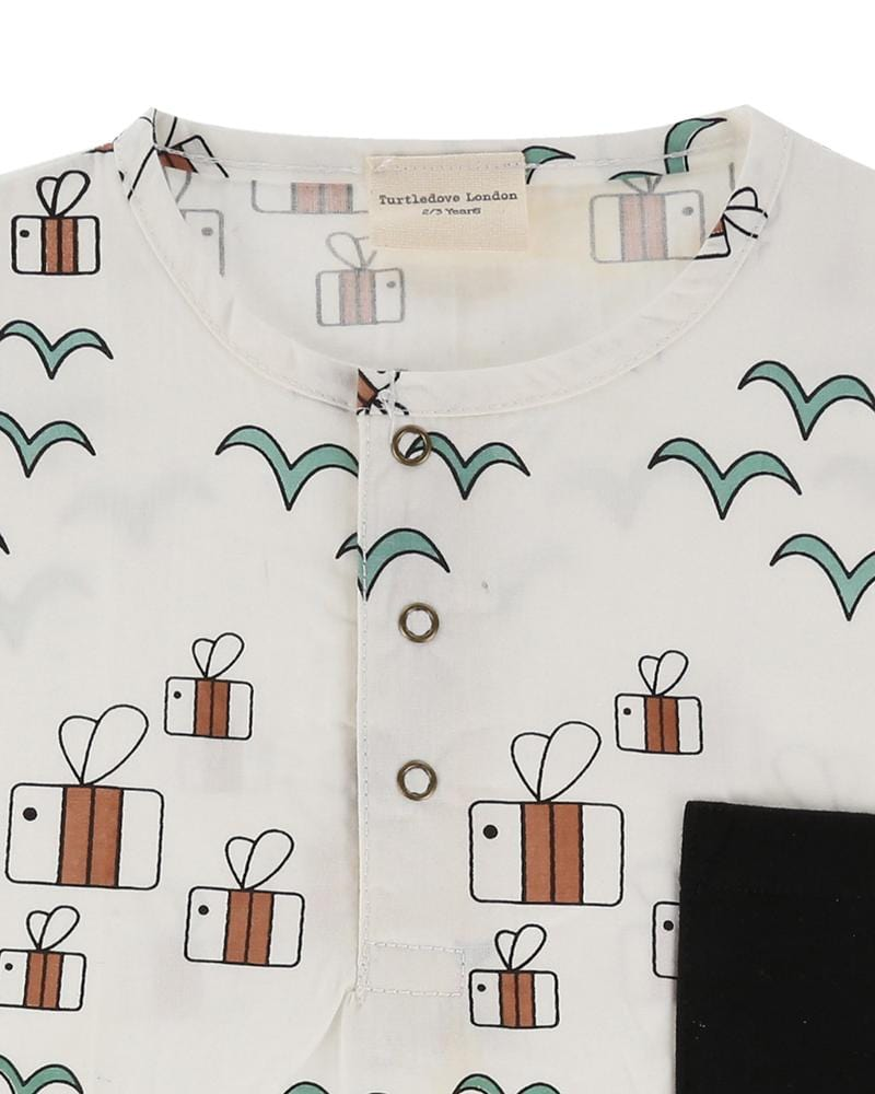 Birds+Bees Shirt - Turtledovelondon