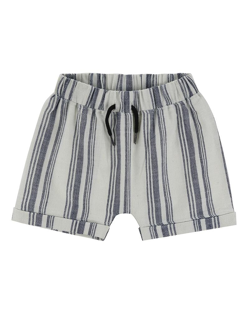 Sea Stripe Shorts - Turtledovelondon