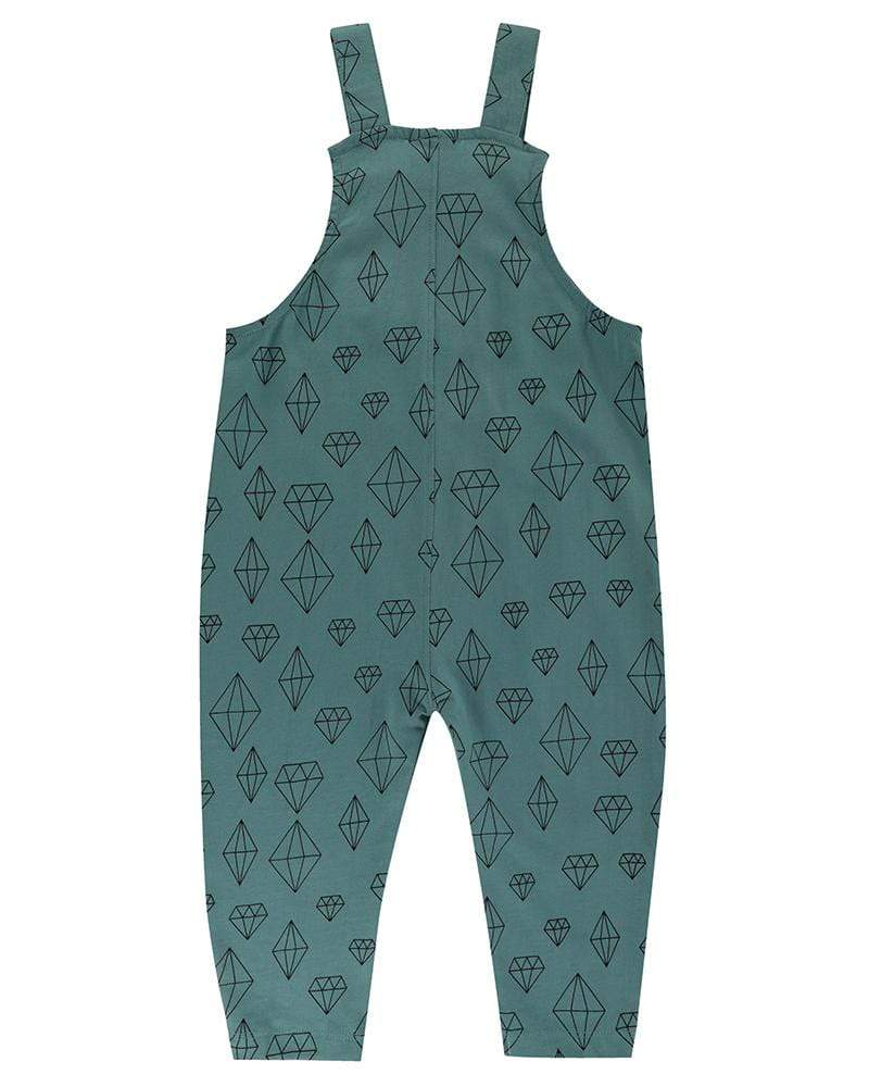 Crystals Easy Fit Dungaree - Turtledovelondon