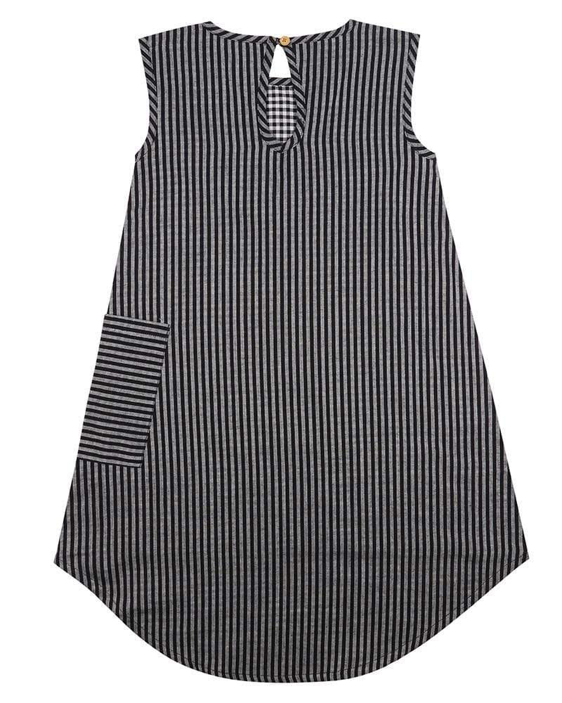 Insert Frill Reversible Dress - Turtledovelondon