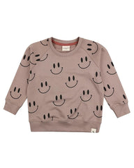 Smiley Sweatshirt - Turtledovelondon