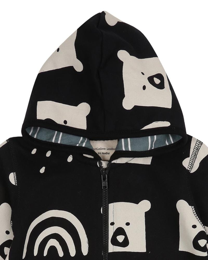Rain Bear Outersuit - Turtledovelondon