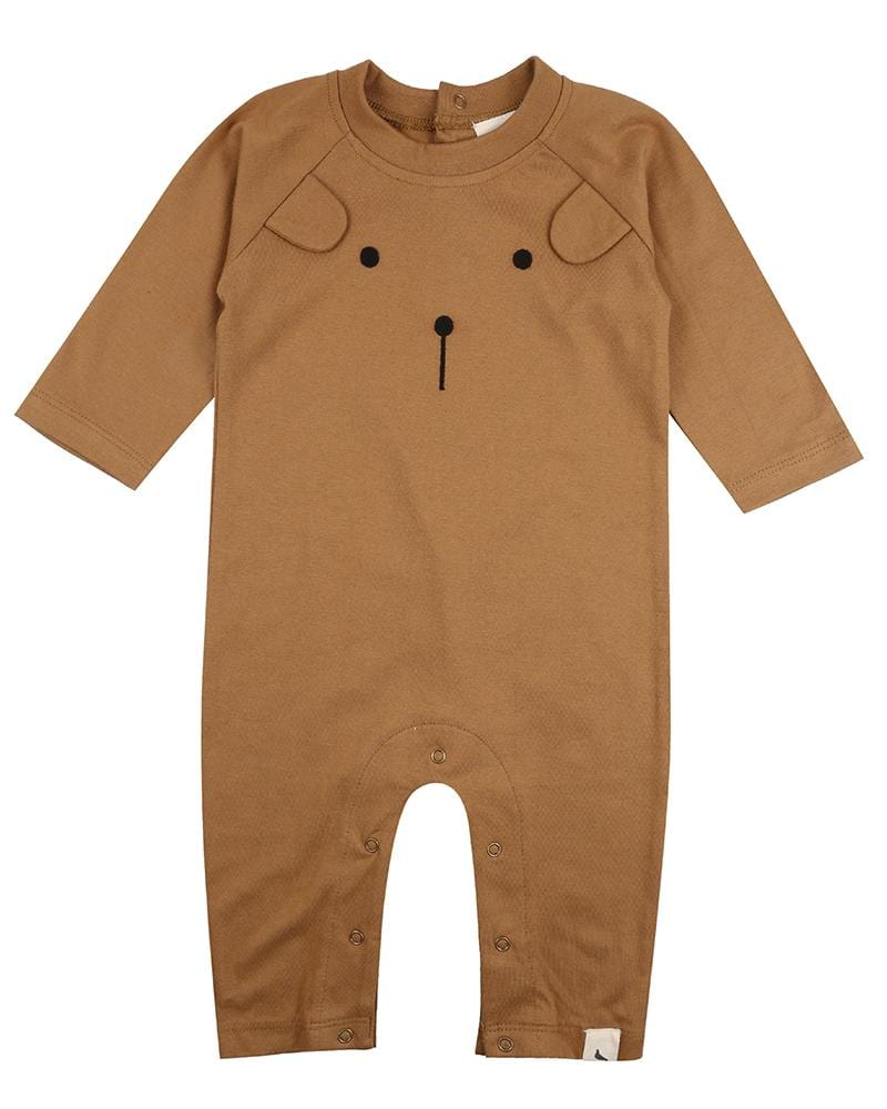 Honey Bear Playsuit - Turtledovelondon