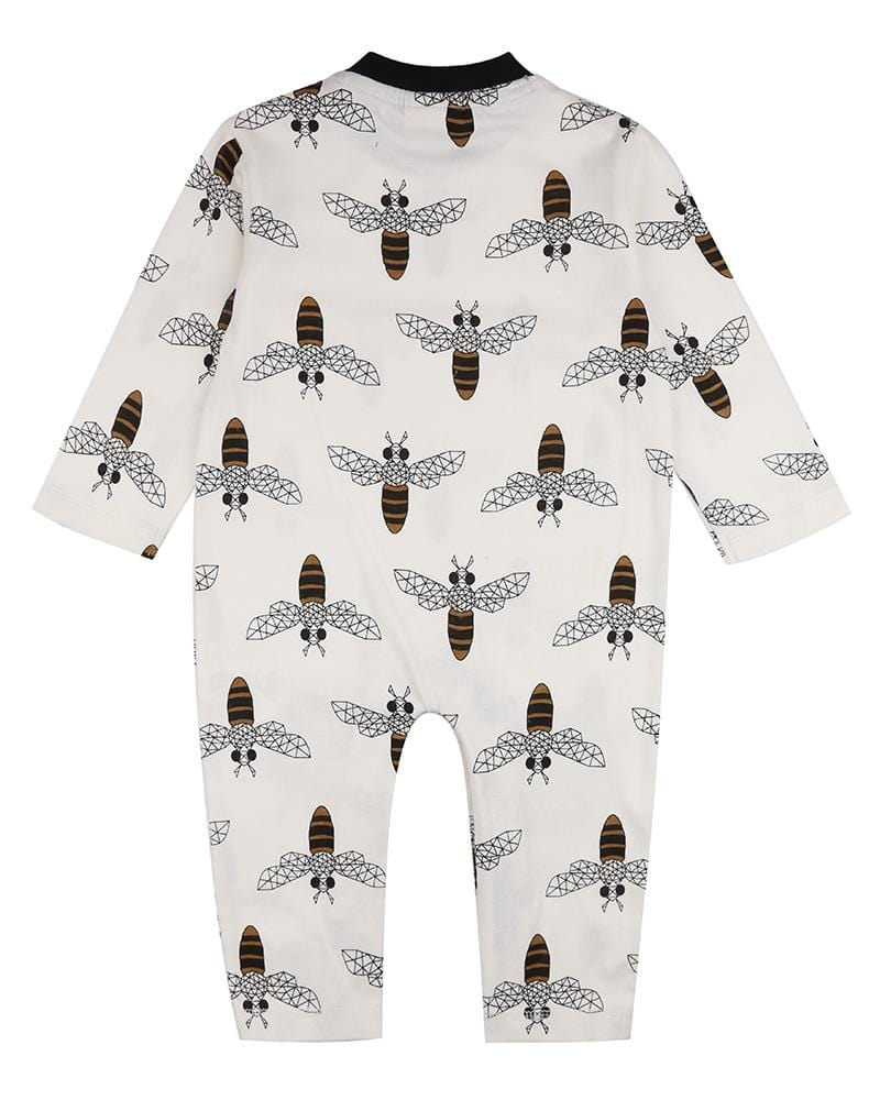 Honey Bee Playsuit - Turtledovelondon