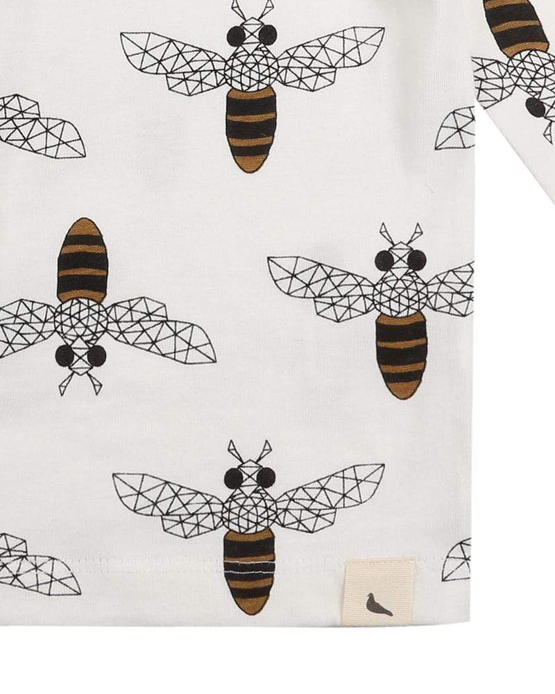 Honey Bee Top - Turtledovelondon