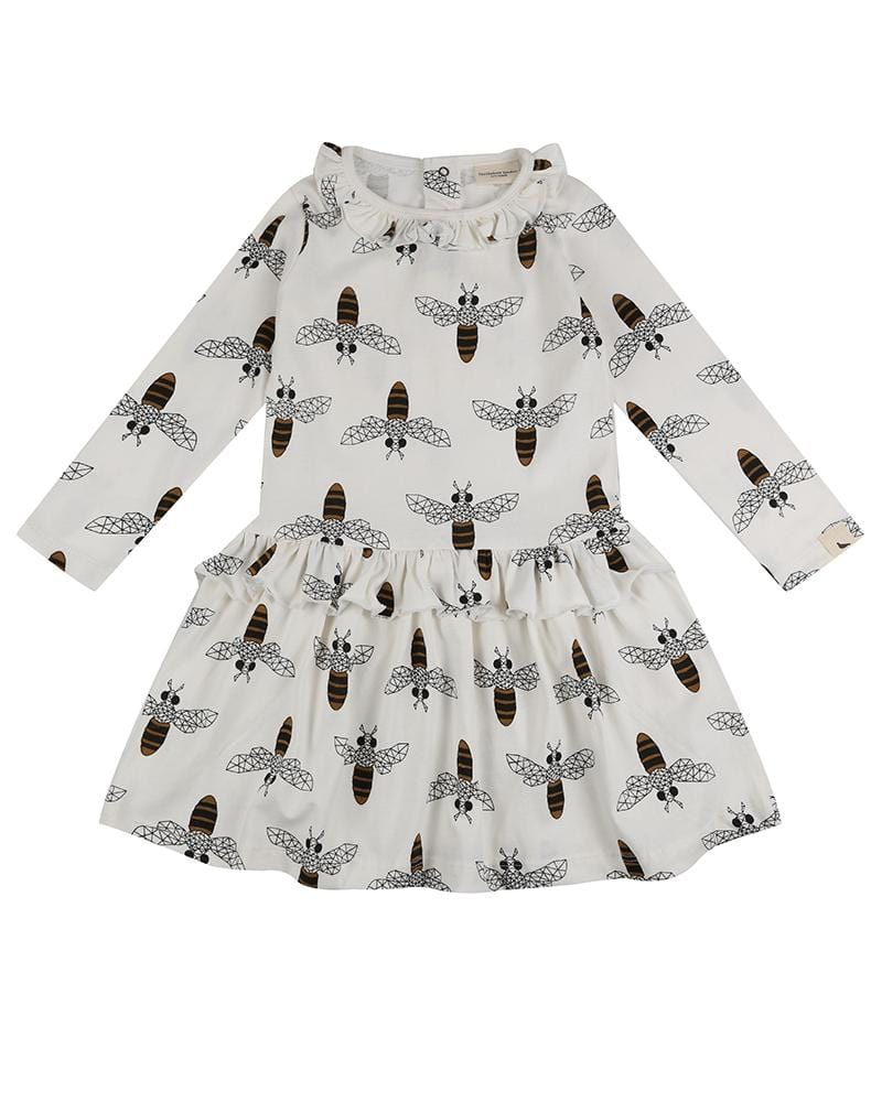 Honey Bee Dress - Turtledovelondon