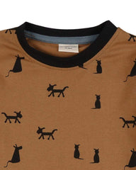 Cats + Dogs Top - Turtledovelondon