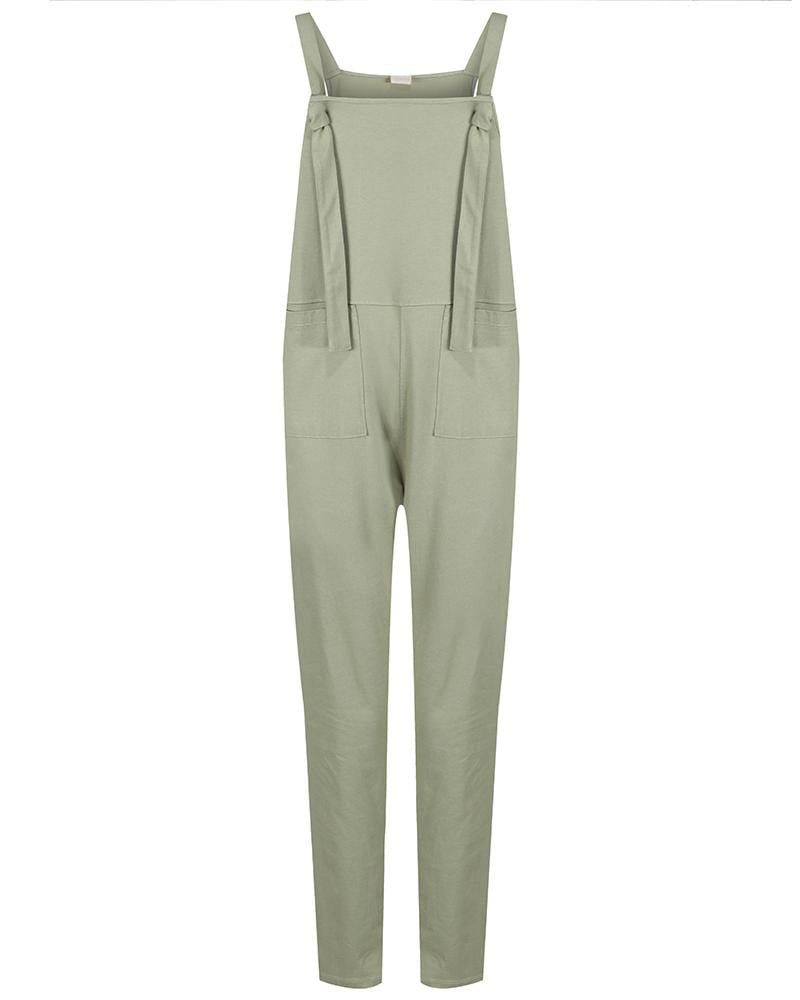 Copy of **NEW Mummy + Me Ladies Dungarees Khaki - Turtledovelondon