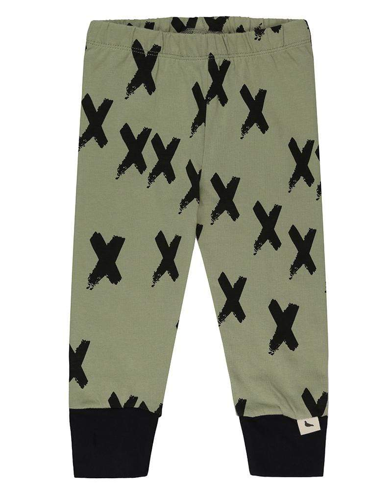 Crosses playset (Top+Pant) - Turtledovelondon